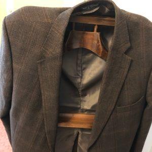 bf6a3d098529 Saddlebred Suits & Blazers   2 Button Orange Corduroy Blazer 44l ...